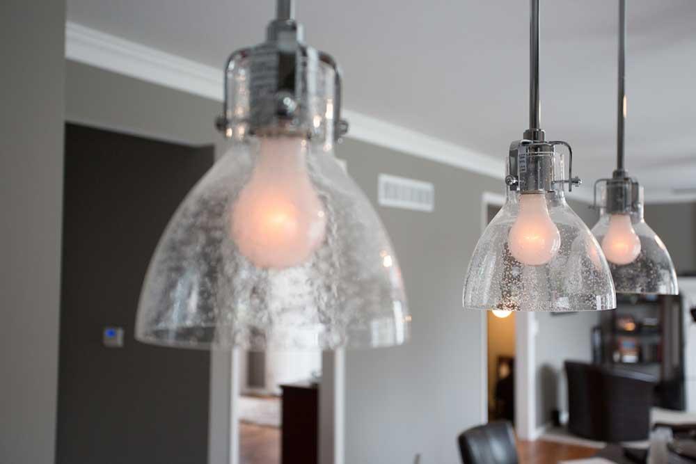 pendant-lighting-kitchen bar-kitchen island
