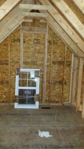 framing for window